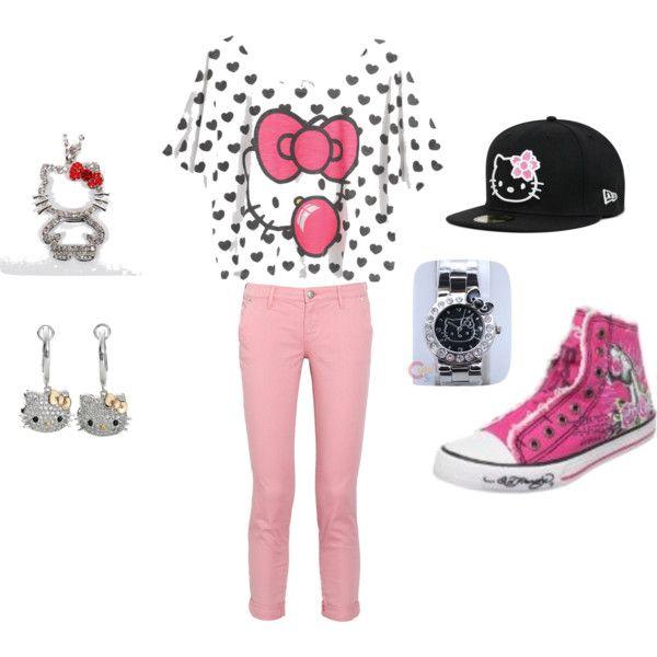 Hello Kitty Swag =] | Hello kitty, Kitty and Swag