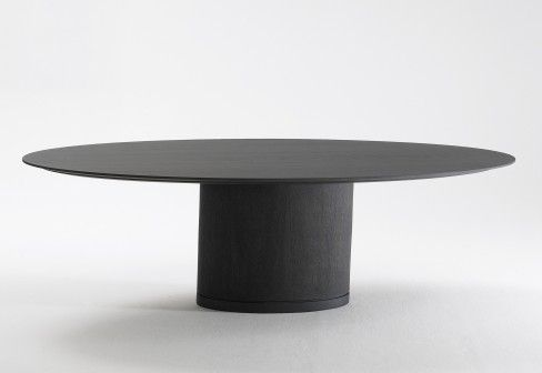spazio oval my pinit esstisch tisch und messestand. Black Bedroom Furniture Sets. Home Design Ideas