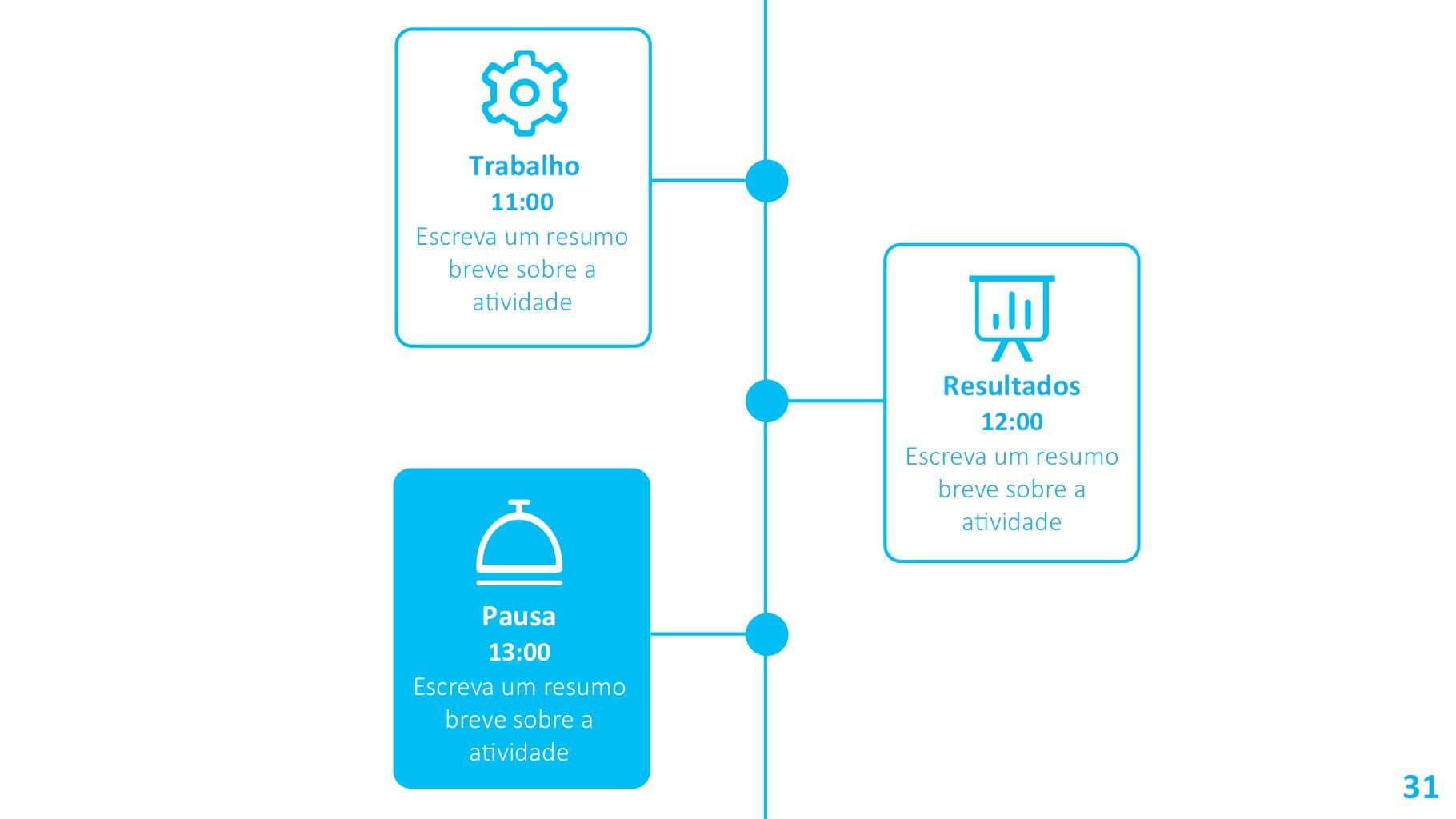 Template Editavel Para Powerpoint Apresentacao Simplicidade