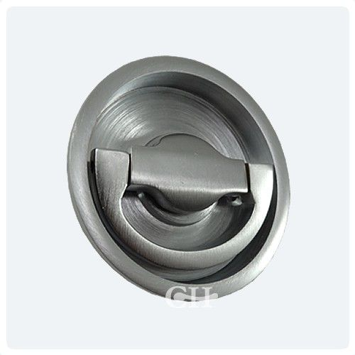 satin chrome flush handles for sliding or folding doors in 21 ...