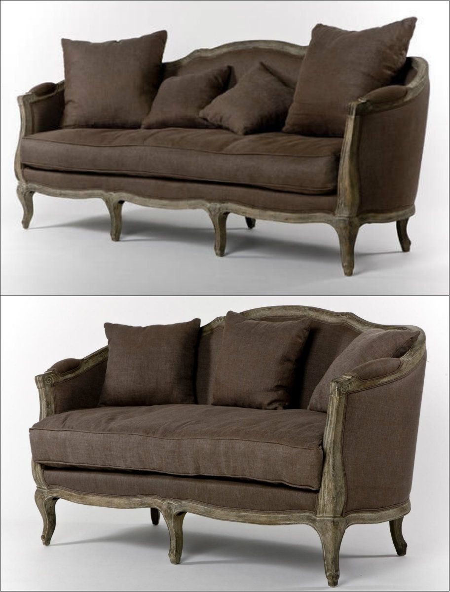 Brown Sofa And Loveseat Sets This Classic Aubergine Brown Sofa And Loveseat Set Adds Character