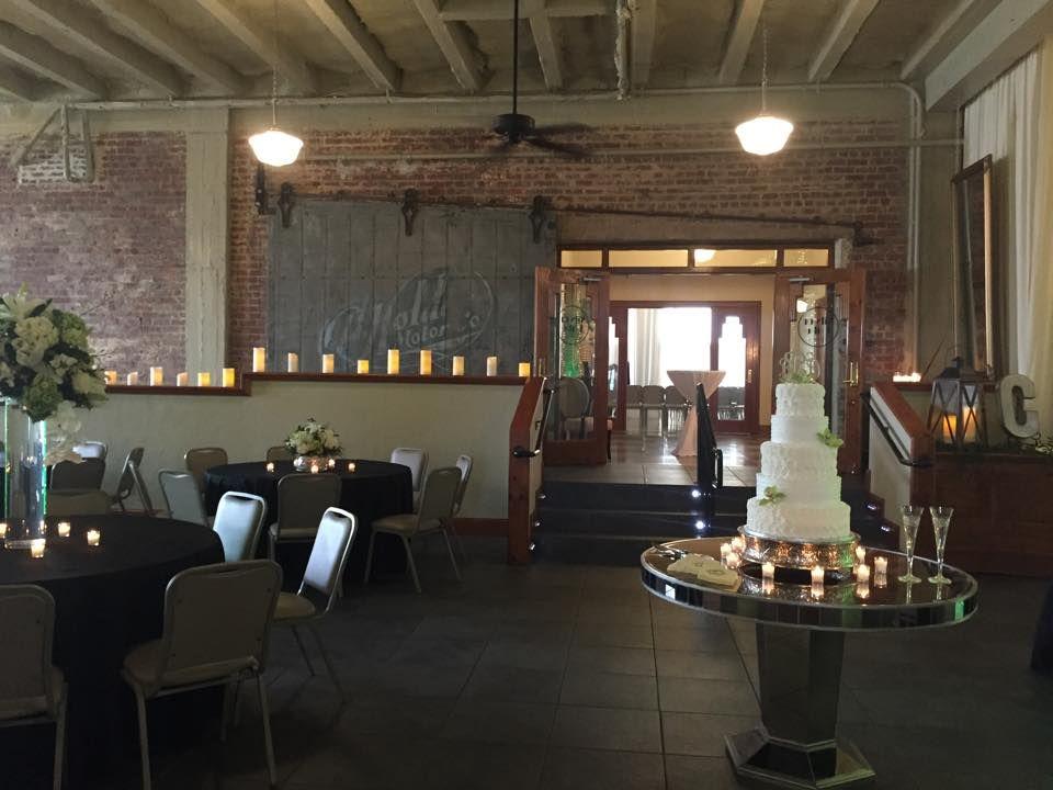 Industrial Warehouse Venue Silver Lake Ballroom In Shreveport La