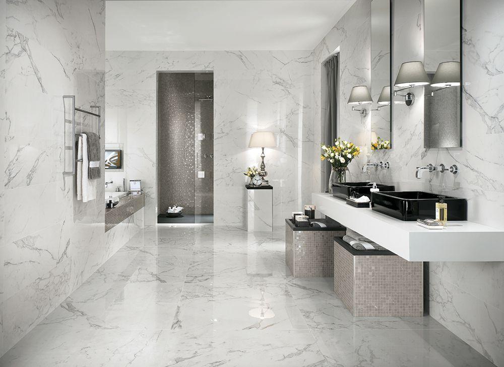 Marvel Modern Bathroom Tile Luxury Tile Marble Bathroom Designs