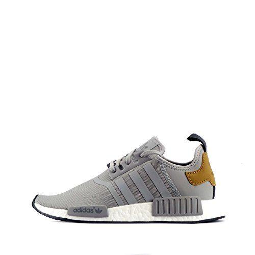 adidas adidas nmd r1 herren sneaker grau grey brown 40 https