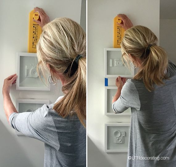 Tips On Hanging Pictures: Big Box Store Wall Art