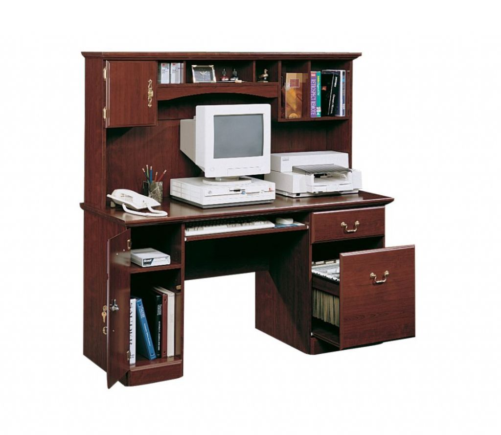 Contemporary Computer Desk Target Collection