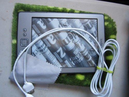 Kindle E-Ink Reader    On Ebay Msginther   Ebay   Ebay