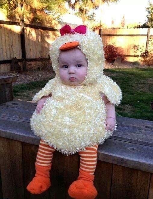 Easter Fancy Dress Baby Baby Duck Costume Baby