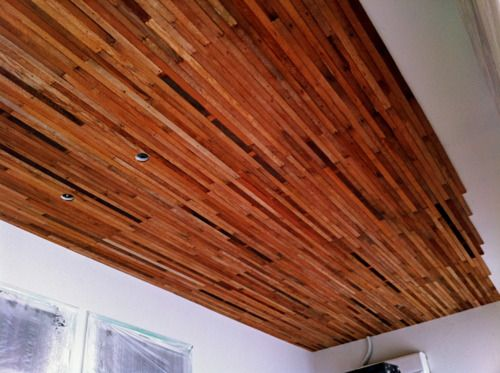 Wood Lath Ceiling Google Search With