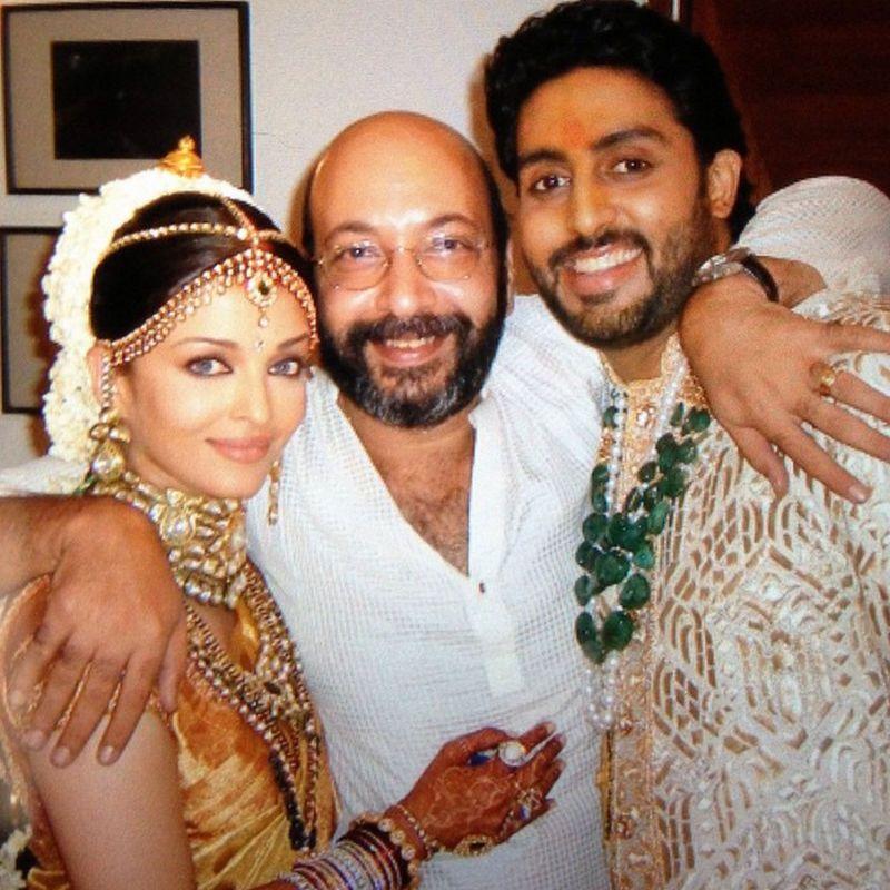 Aishwarya Rai Abhishek Bachchan S Never Seen Before Wedding Picture Aishwarya Rai Bachchan Celebrity Wedding Hair Actress Aishwarya Rai