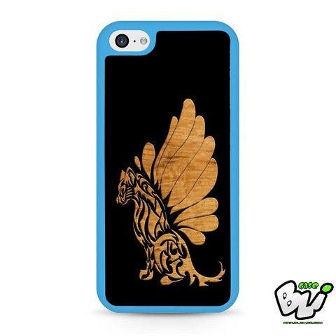 Cat Aztec iPhone 5C Case