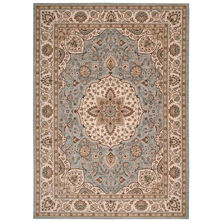Very Pretty Love The Colors I Pinned This Arabesque Oriental 5 6 X 7 5 Rug From The Design Report Event At Joss Ma Rugs Rugs On Carpet
