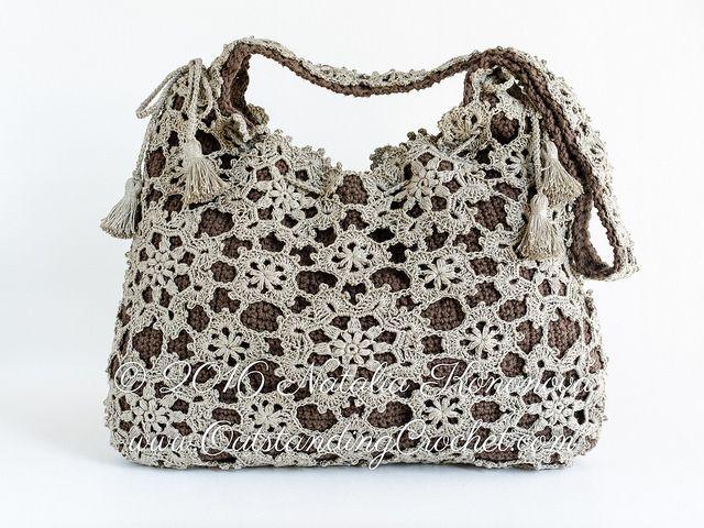 Outstanding Crochet: New pattern in the shops - Crochet Shoulder ...