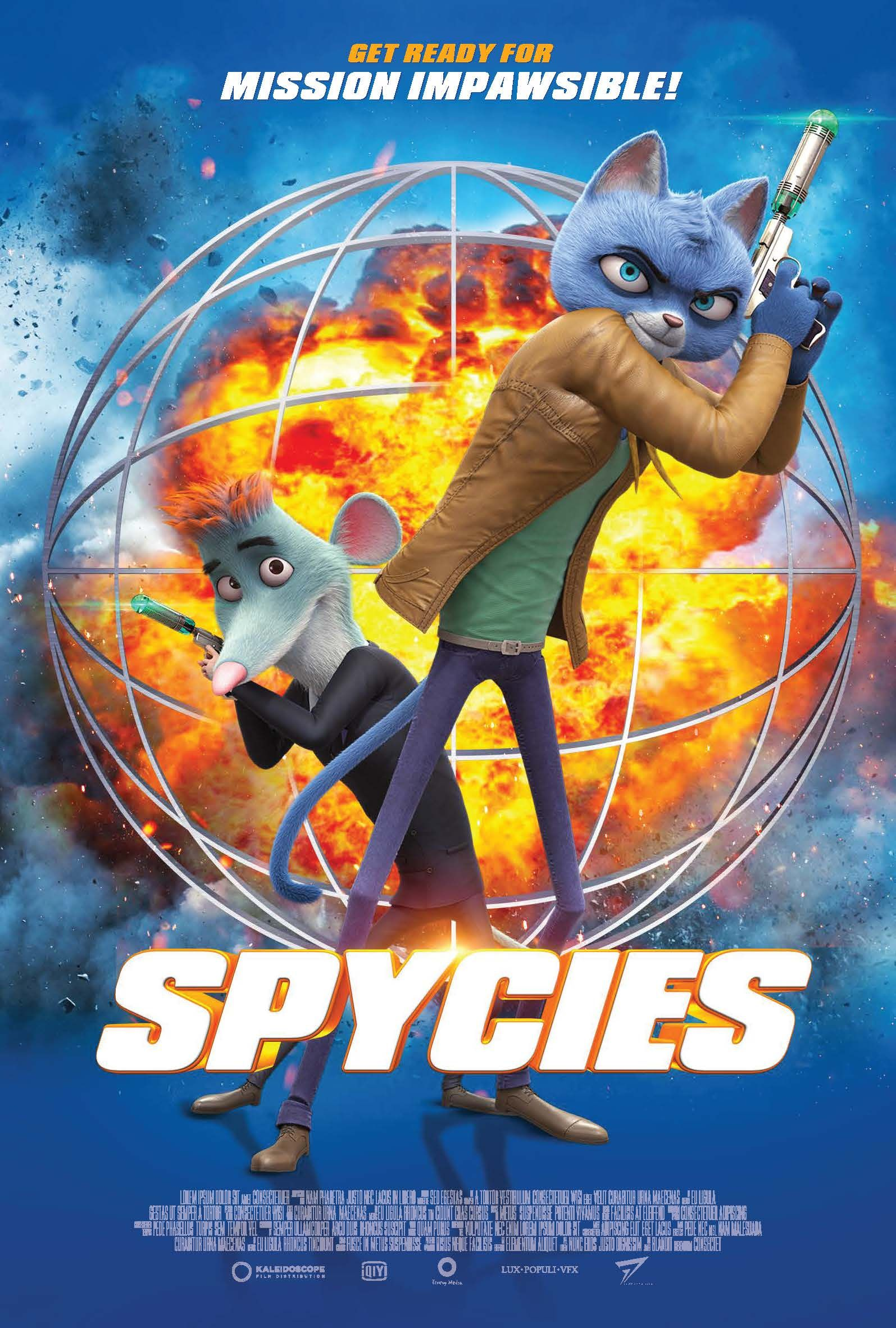 Spycies 2020 Action Adventure Animation Comedy Family In 2020 Movies Online Full Movies Free Movies Online