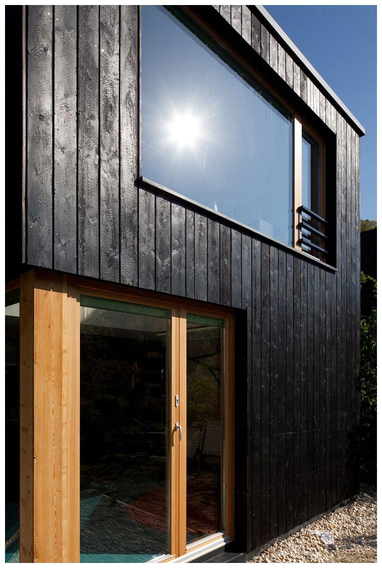 Seidenholz Anwendung Auf Wunsch Lassen Sich Alle Holzarten Zu Seidenholz Verwandeln Oft Verwendet Werden Zum Beispi Fassade Holz Fassade Hinterluftete Fassade