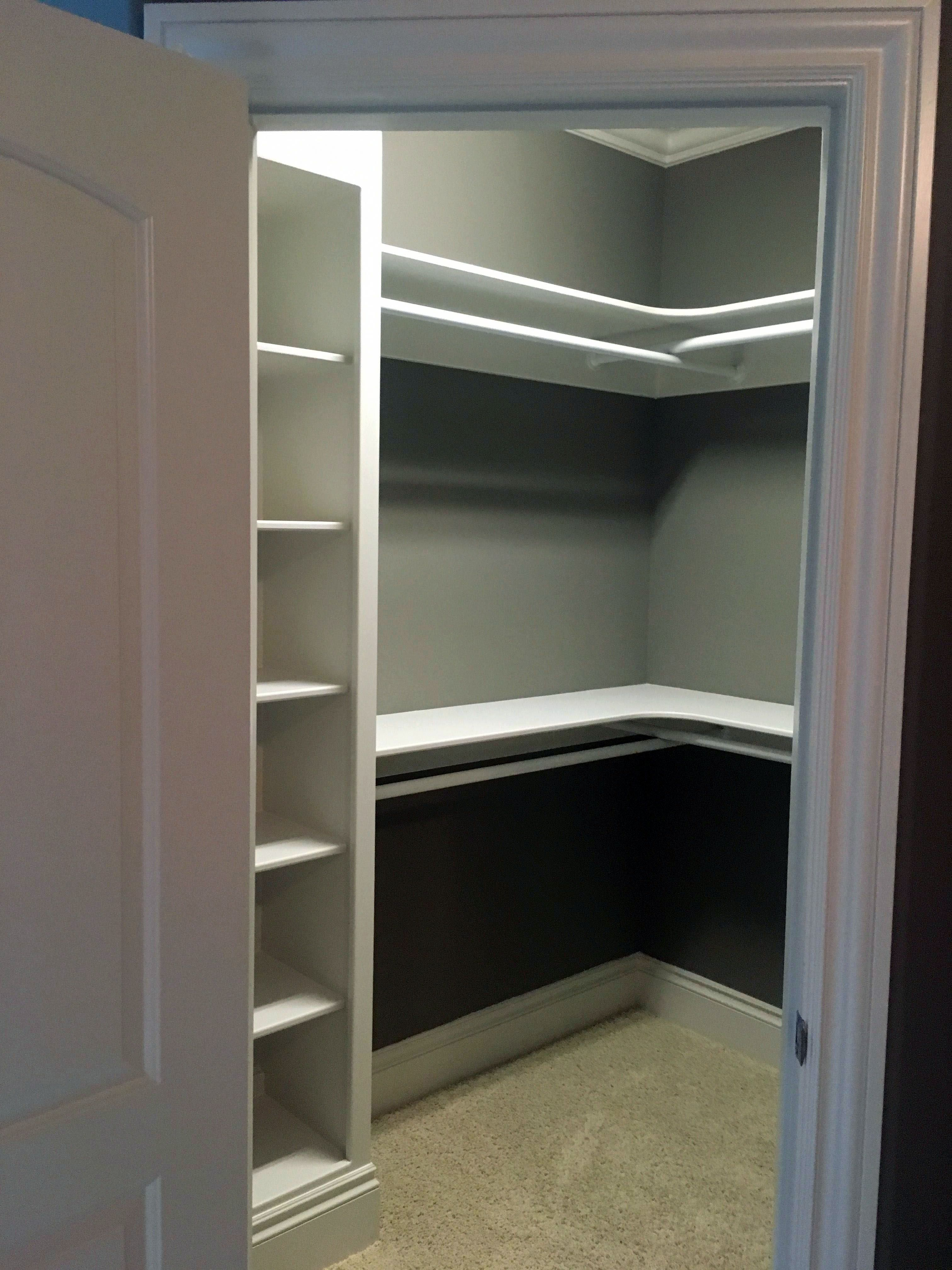 Great Bedroom Storage Ideas For Small Rooms Just On Home Design Ideas Site Closet Renovation Closet Remodel Closet Layout