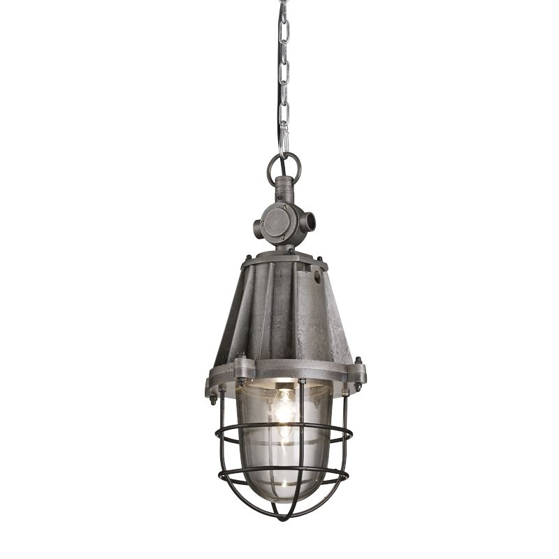 andy thornton lighting. Industrial Pendant In Cast Aluminium | Lighting Andy Thornton C