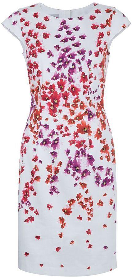 Hobbs Falling Flowers Dress | Kate Might Wear ... | Pinterest ...