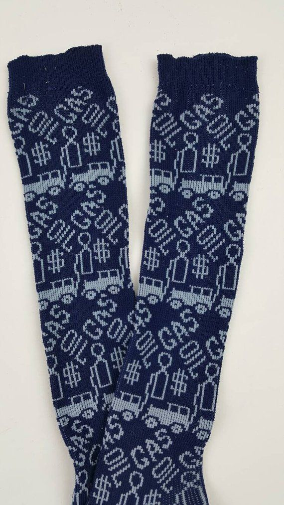 Mens Dress Socks Stockings Blue Classic Car Money Gasoline Petrol Advert Dollar Sign Model T Ford Novelty Gift Dress Shoes Funny Suit