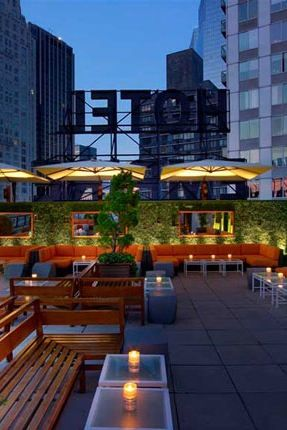 NYC's 10 Best Rooftop Bars | Rooftop bar, Best rooftop ...
