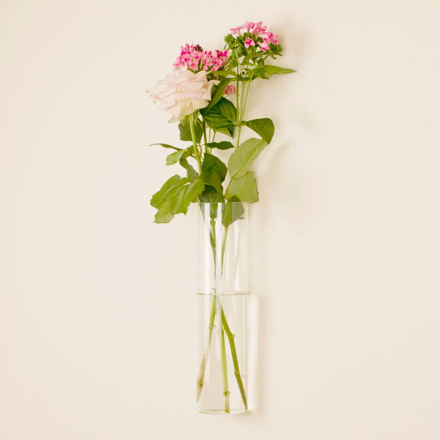 Wall Hanging Gl Vase | Zef Jam on