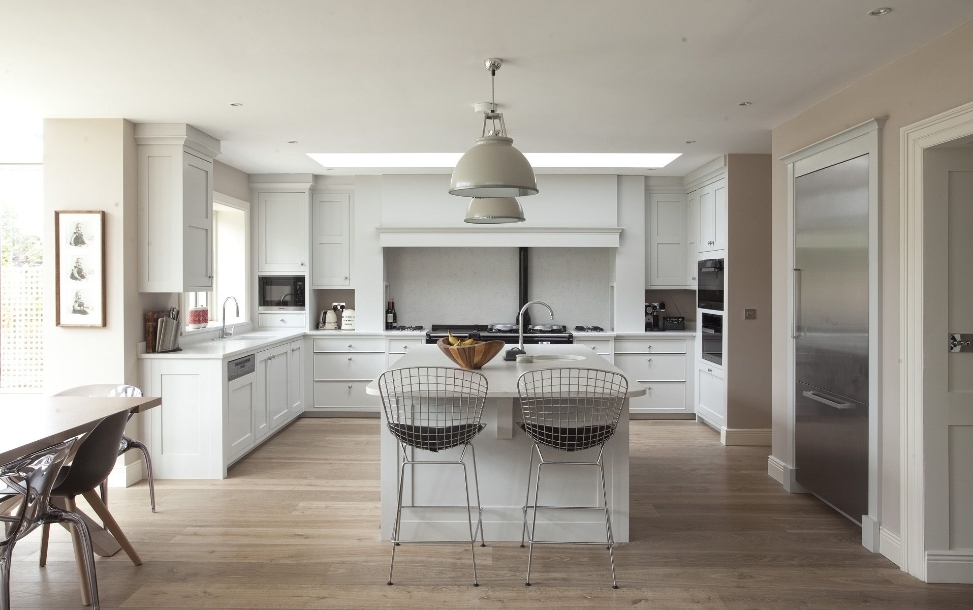 Classical Kitchen Design Hamptons Collection Classic Kitchen