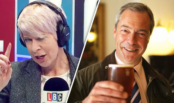 Give That Man An Honour Hopkins Says Farage Deserves To Make New