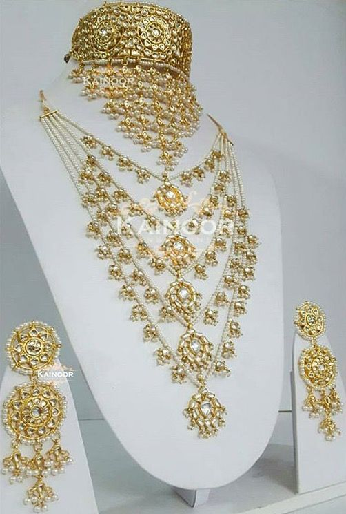 Pinterest Pawank90 Pakistani JewelryIndian Bridal