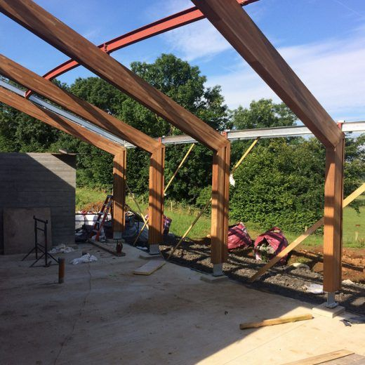 Pergola Design Ireland: Outdoor Structures, Beams, Pergola