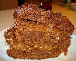 торт цыганка рецепт с фото