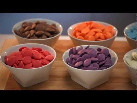 Candy Mold Suckers - Bulk Barn Recipe   Bulk Barn ScoopTV ...
