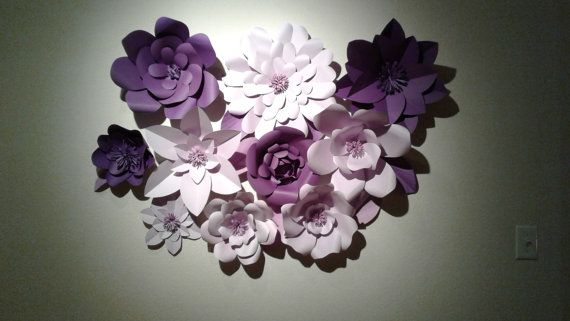 10 giant paper flowers backdrop photo prop by thecompletewedding 10 giant paper flowers backdrop photo prop by thecompletewedding mightylinksfo