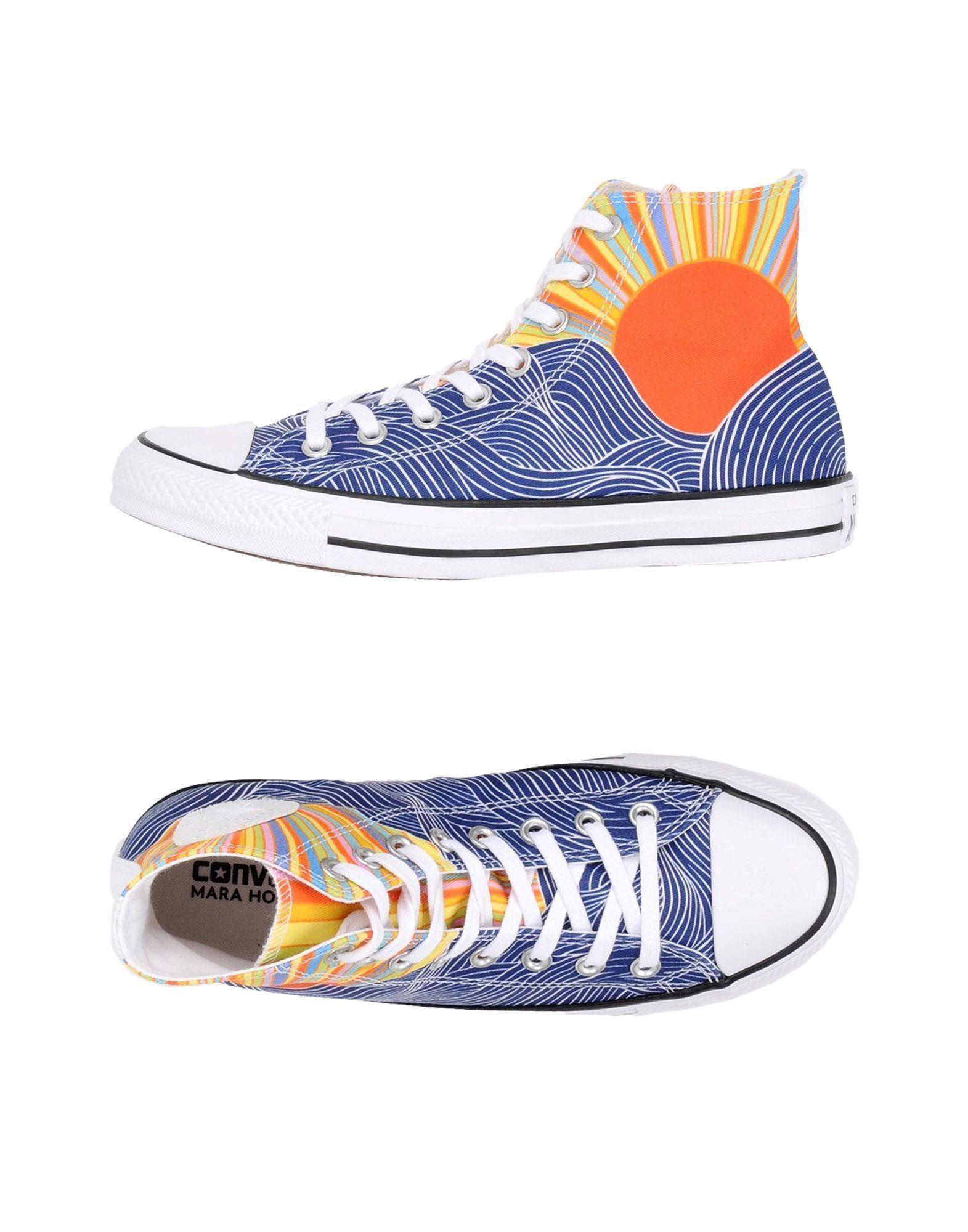 ALL STAR HI-OX - FOOTWEAR - High-tops & sneakers on YOOX.COM Converse uh3KU