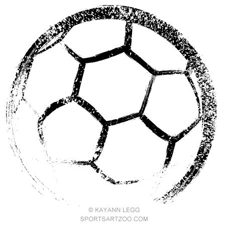 Grunge Streak Soccer Sportsartzoo Soccer Soccer Motivation Grunge