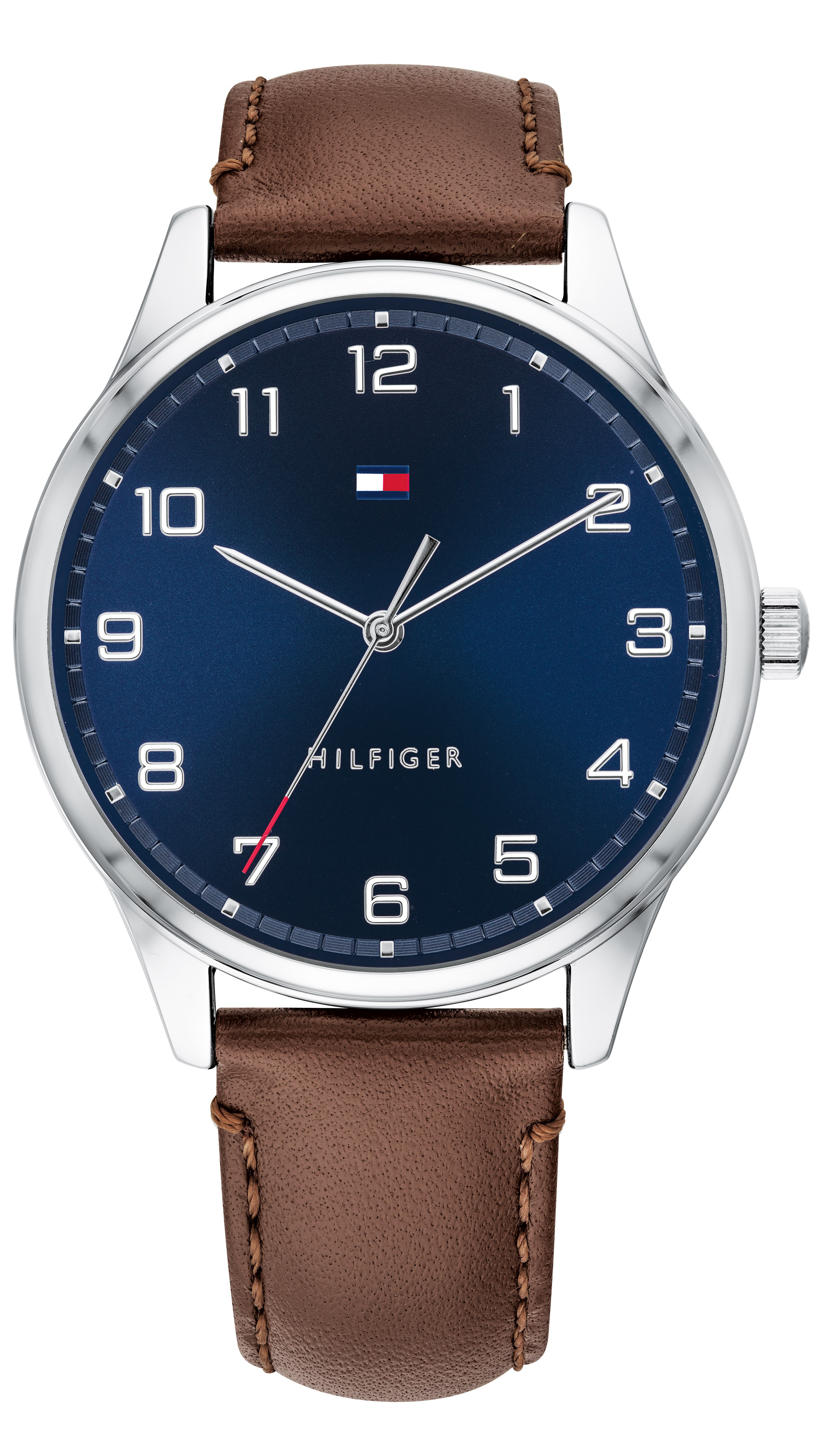 Th Essentials Tommy Hilfiger Watch 1791659 Brown Leather Strap Watch Tommy Hilfiger Watches Brown Leather Strap