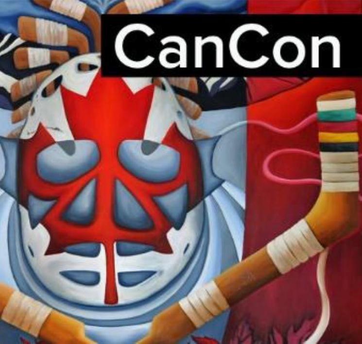 CanCon Exhibition in Vancouver