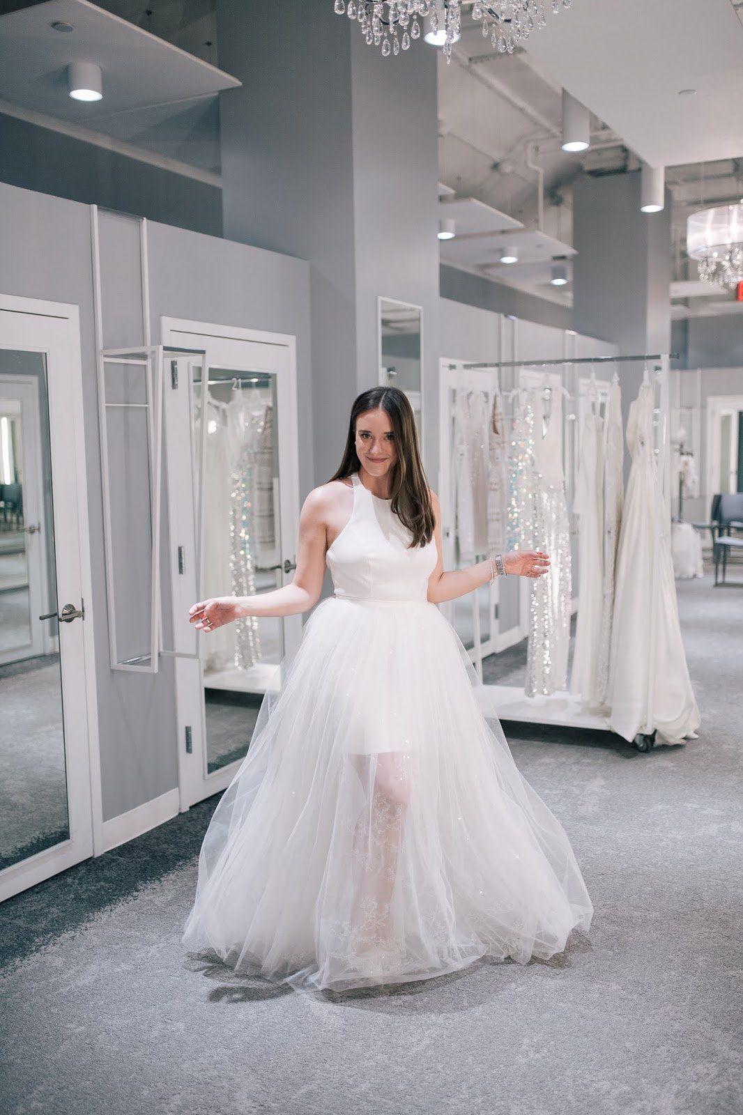 Second Dress Shopping With David S Bridal Vera Wang Bridal