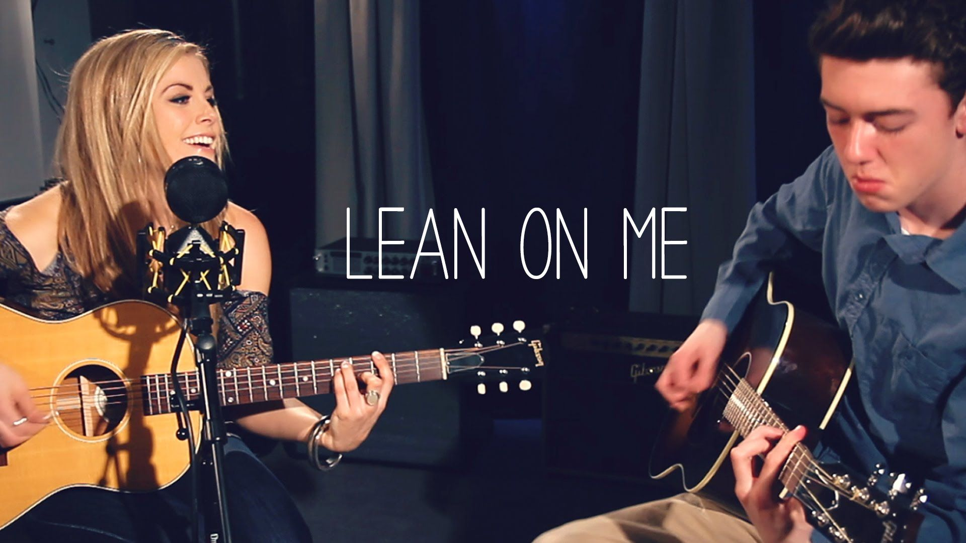 Lean On Me Bill Withers Lindsay Ell Owen Reynolds Cover