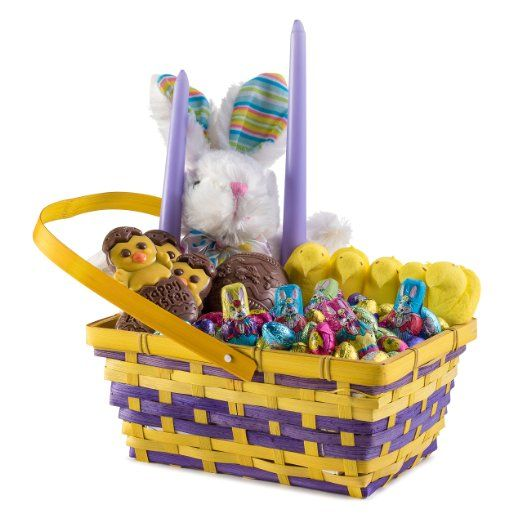An easter gourmet gift basket that anyone would love to receive an easter gourmet gift basket that anyone would love to receive negle Images
