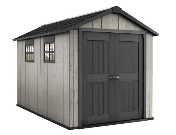 Keter Oakland 7 5 X 11 Ft Shed Read The Full Review