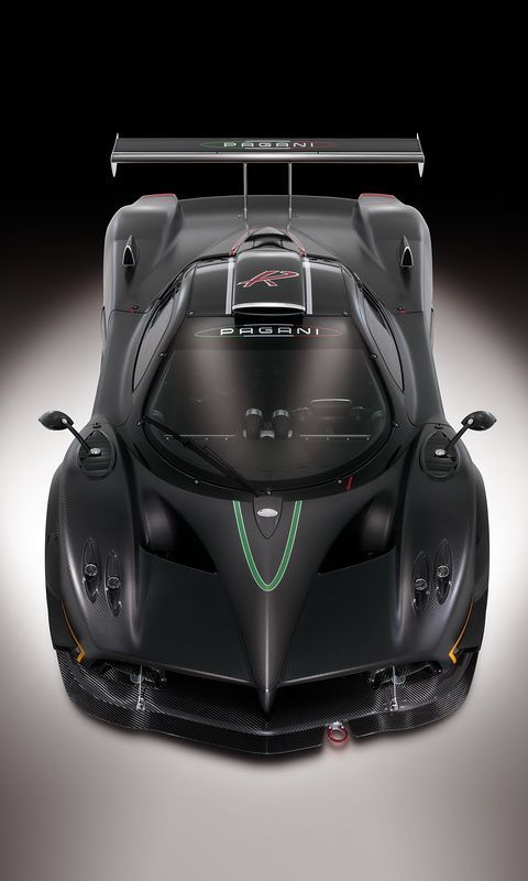 Ordinaire Pagani Zonda Revolucion Detail HD Wallpaper