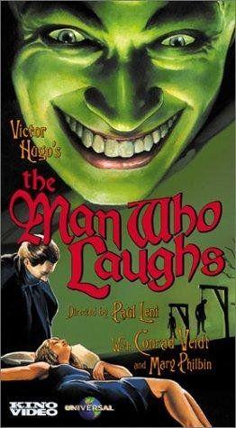"""The Man Who Laughs"" (1928) / Director: Paul Leni / Writers: J. Grubb Alexander (adaptation), J. Grubb Alexander (continuity) / Stars: Mary Philbin, Conrad Veidt, Julius Molnar Jr. #poster"