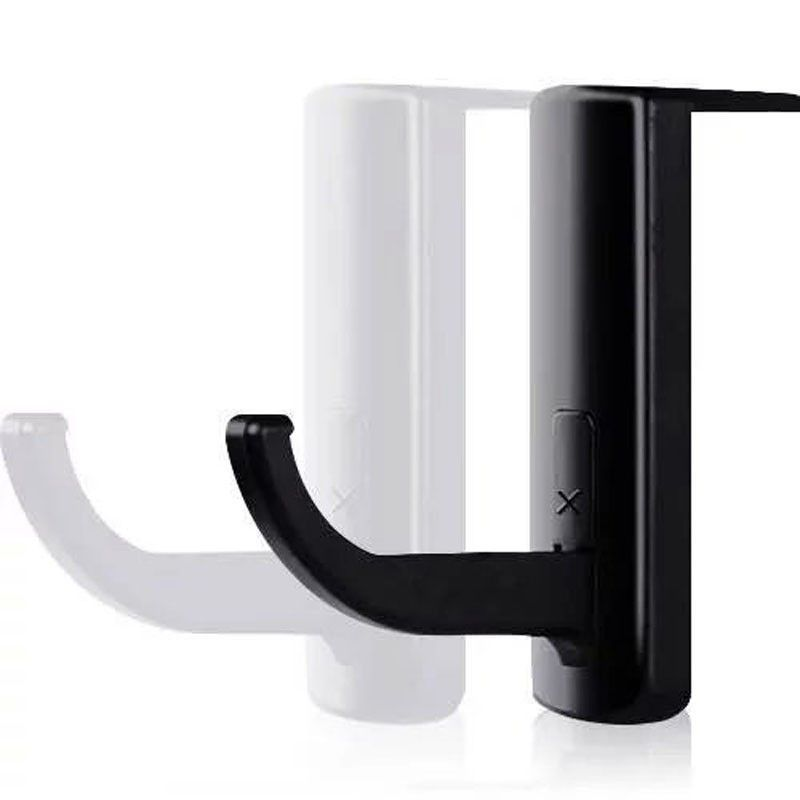 Durable Headphone Holder Hanger PC Monitor Stand Headphone Accessories Headset Hanger PC Monitor Holder Stands