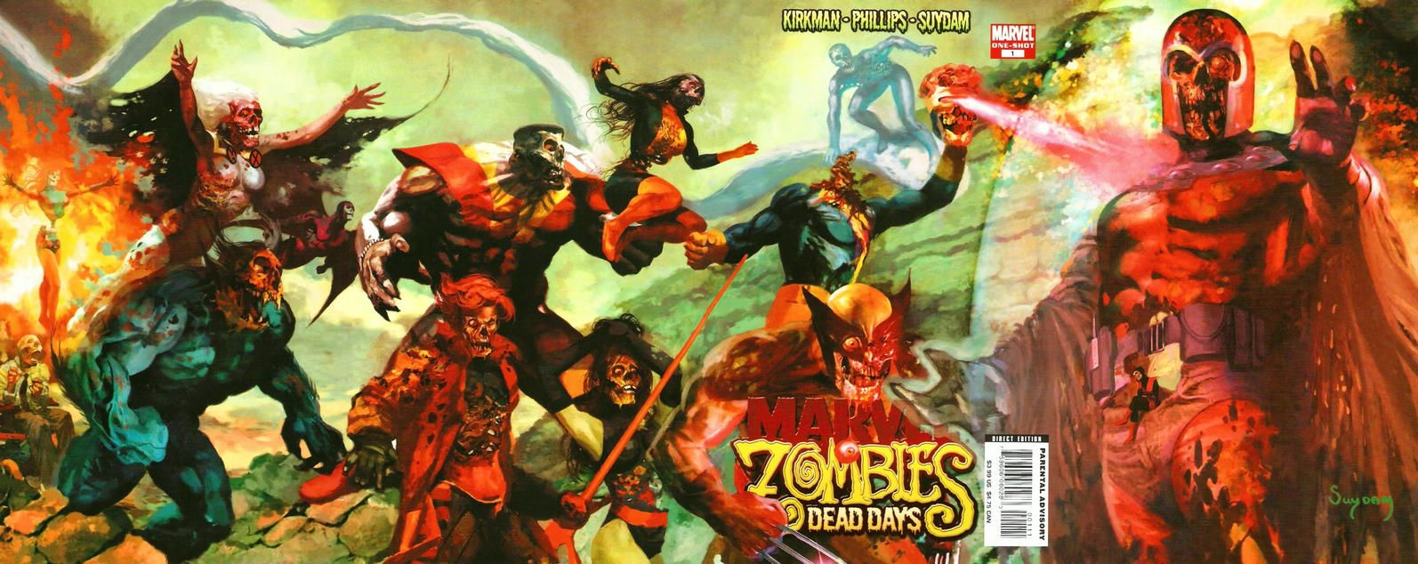 Gcd cover marvel zombies dead days 1 marvel