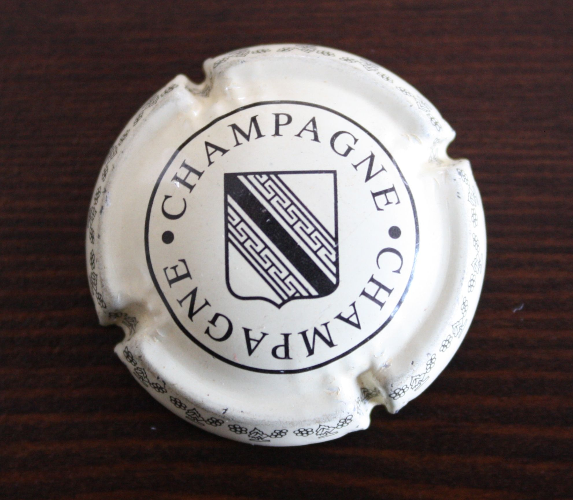 Champagne Capsule Generic Capsule Champagne Reims