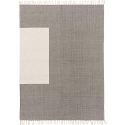 Photo of benuta Naturals wool carpet Neo Gray 160×230 cm – natural fiber carpet from Wollebenuta.de