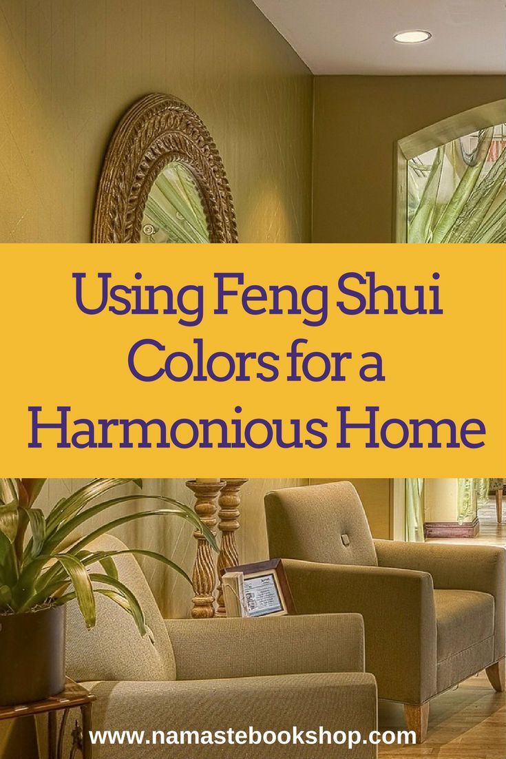 Feng Shui Colors | Feng shui, Metals and Woods