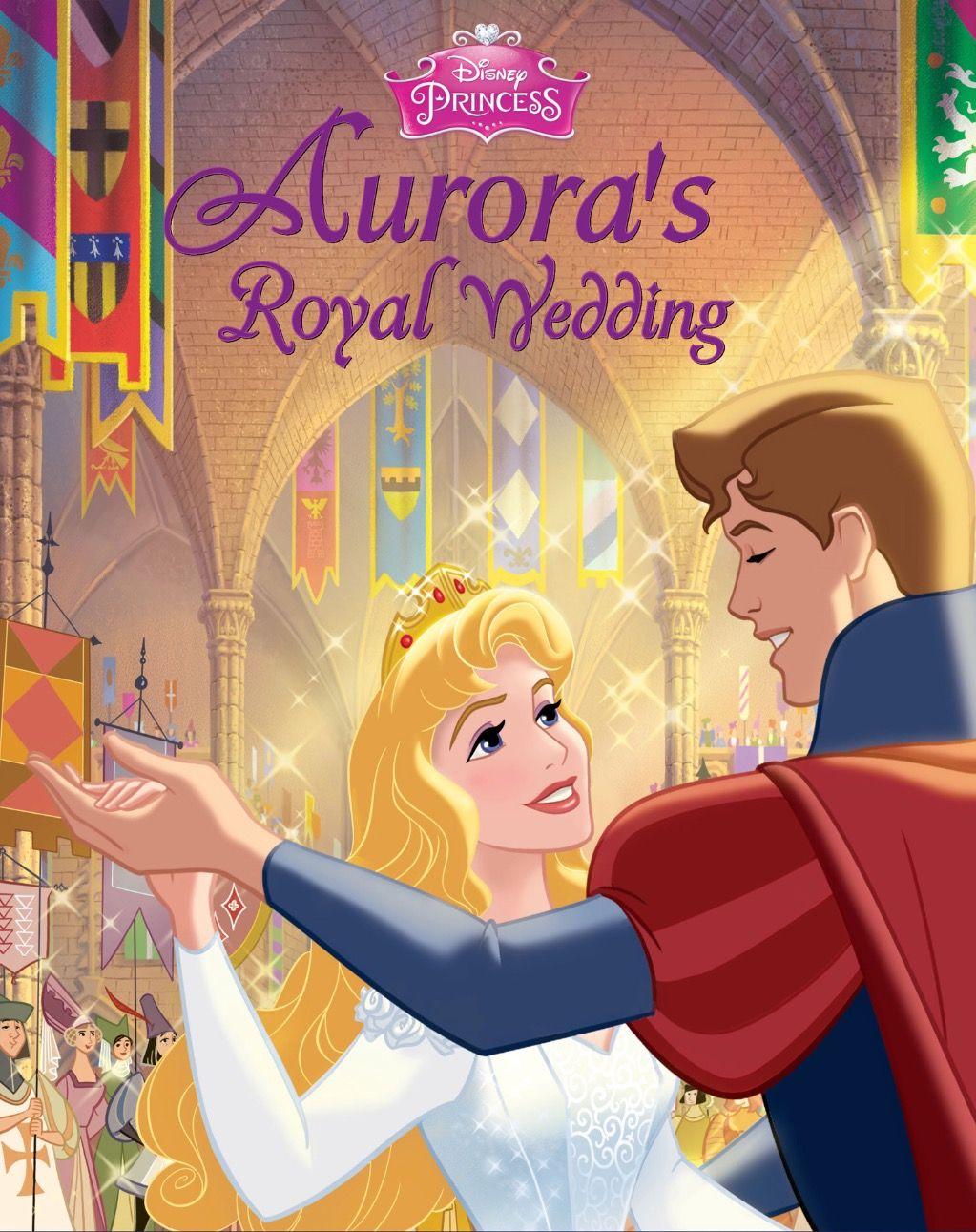 Auroras royal wedding disney princess aurora all