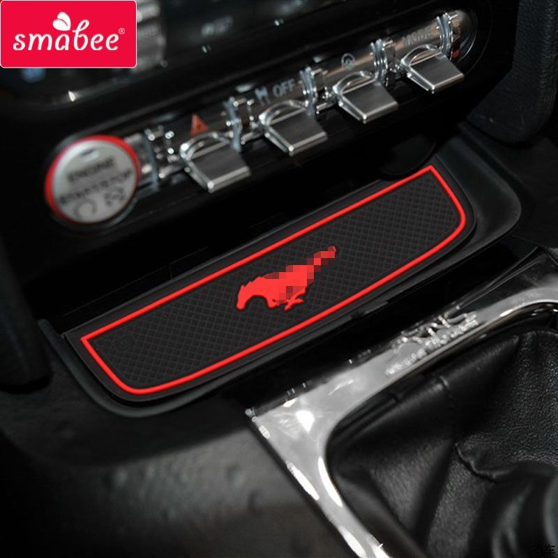 For ford mustang 2015 accessories 3d rubber car mat car - 2013 mustang interior accessories ...