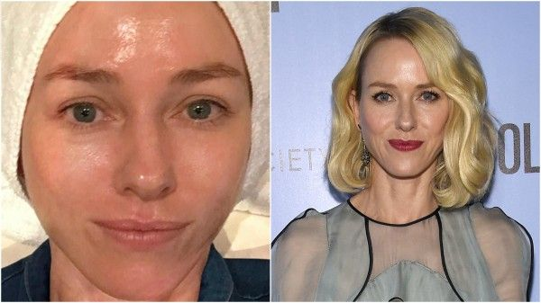 Photo of Stars who are completely unrecognizable without makeup